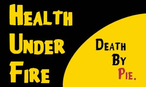 Health Under Fire - GM Fringe