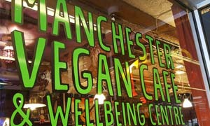 Manchester Vegan Café and Wellbeing Centre